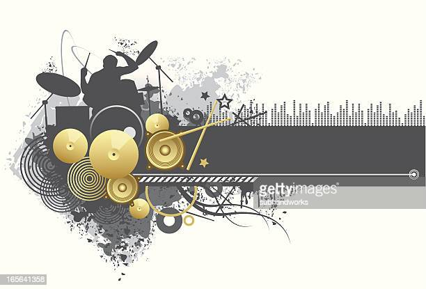design element - music theme