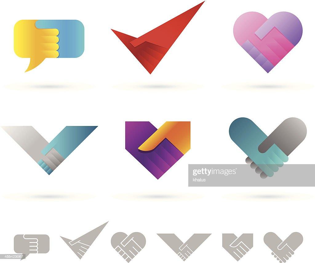 Design elements | Handshake