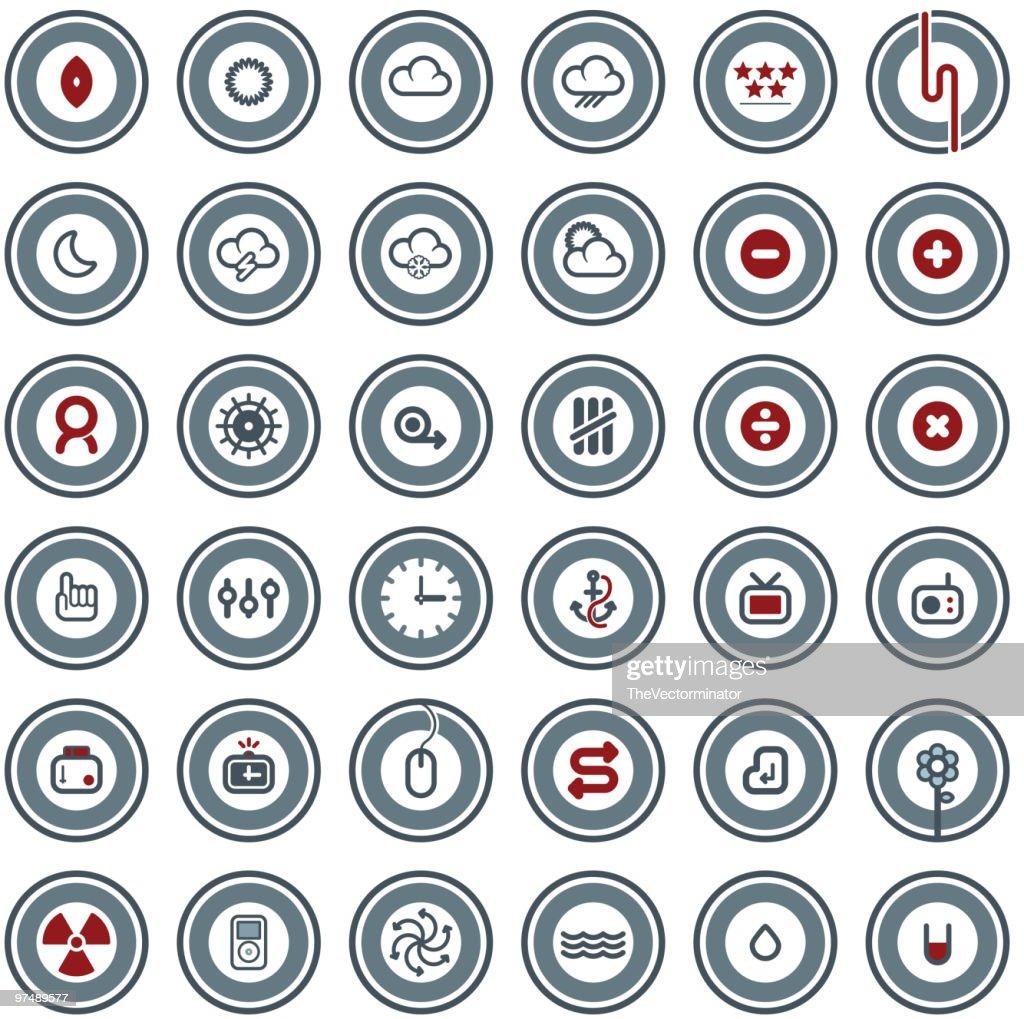 Design Elements p. 8 'Icons'
