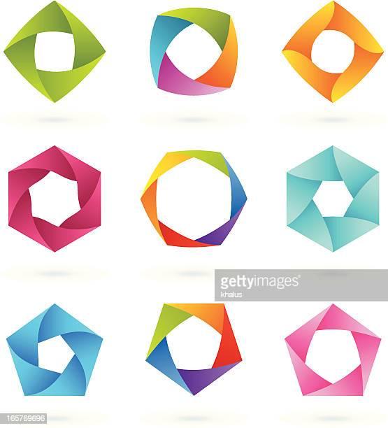 Elementos de diseño/rayado símbolos#4