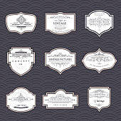 Design elements template.