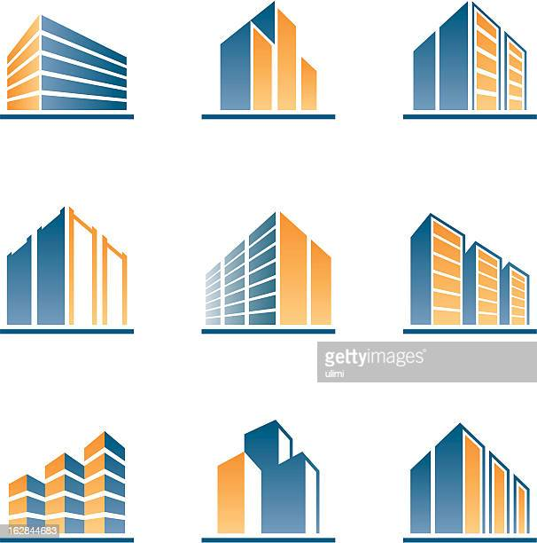 design elements - point of view stock illustrations