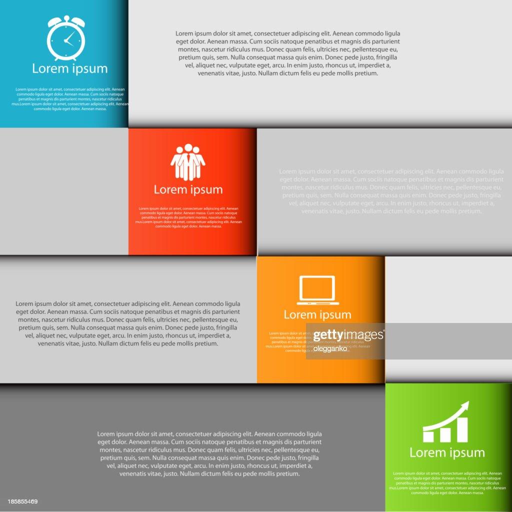 INFOGRAPHICS design elements vector illustration
