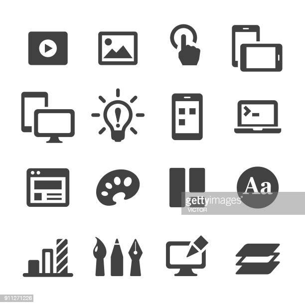 UI Design Icons - Acme Series