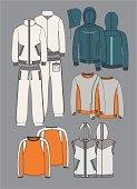 design of active wear