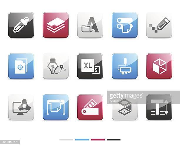 Design & Prepress icons   senso series