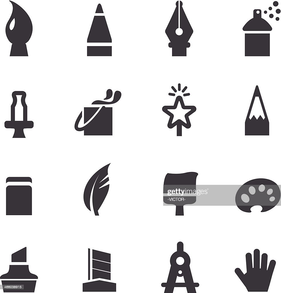 Design Tools Icons - Acme Series