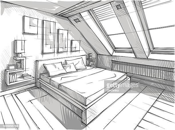 illustrations et dessins anim s de matelas getty images. Black Bedroom Furniture Sets. Home Design Ideas