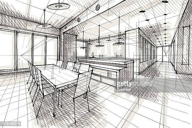 design - architecture stock illustrations, clip art, cartoons, & icons