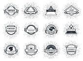 Designers collection of sunburst