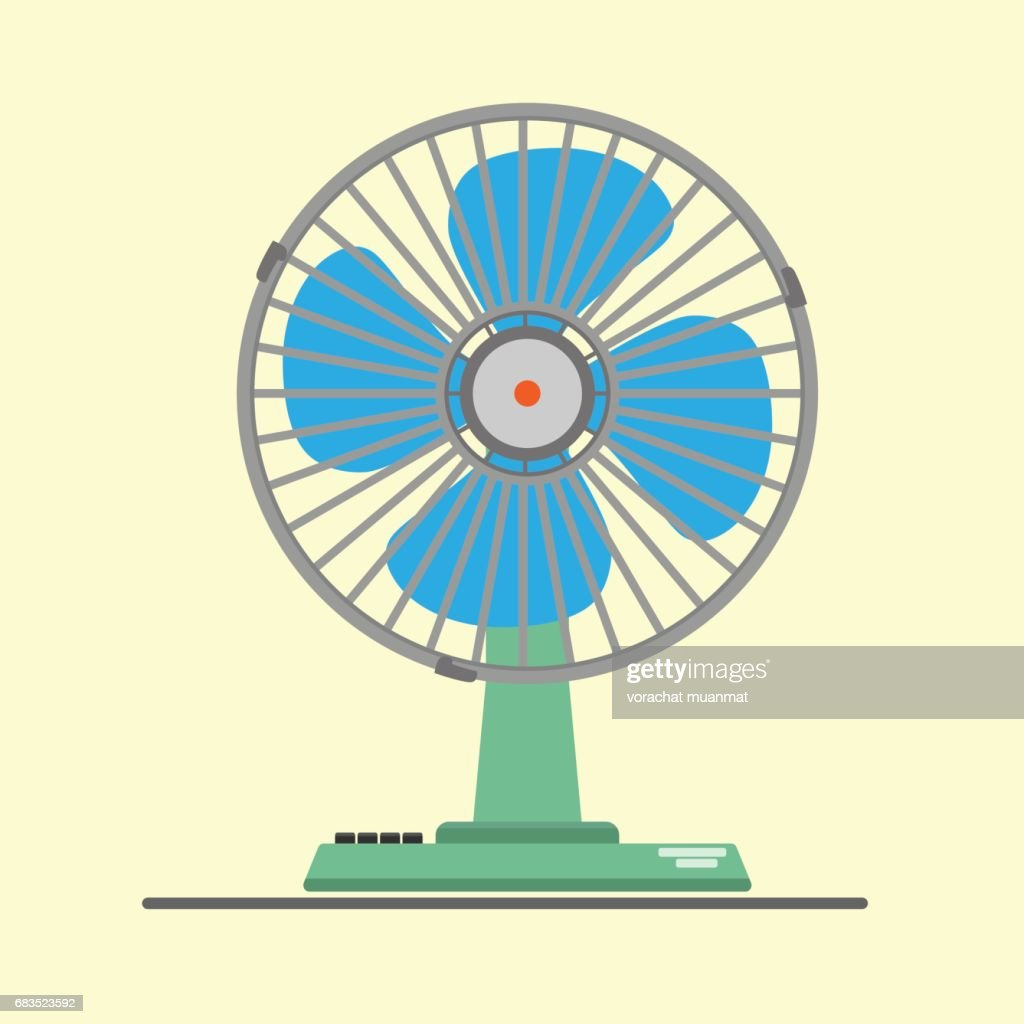 desk air electric fan