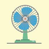 desk air electric fan