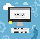 Desktop cloud computing
