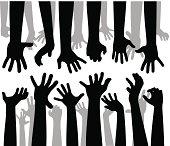 Despaired Hands