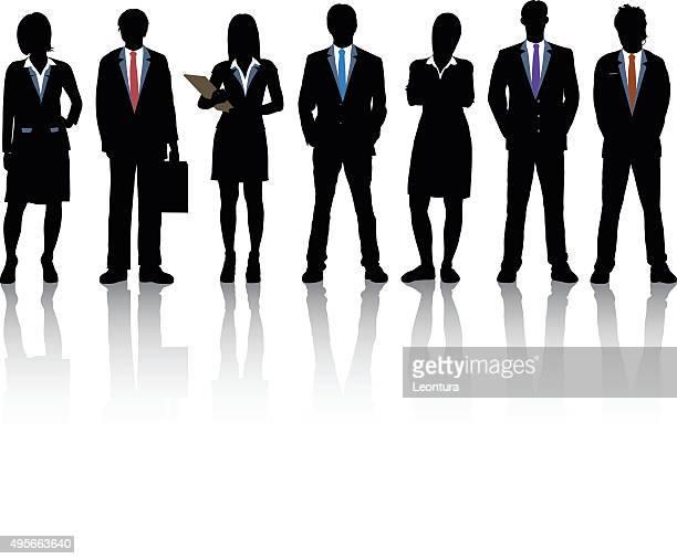 ビジネスの人々の詳細 - secretary general点のイラスト素材/クリップアート素材/マンガ素材/アイコン素材
