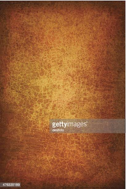 detailed grunge vector background - brown stock illustrations