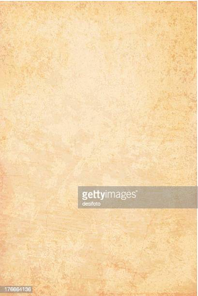 detailed grunge vector paper - brown stock illustrations