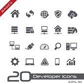 Developer Icons - Basics