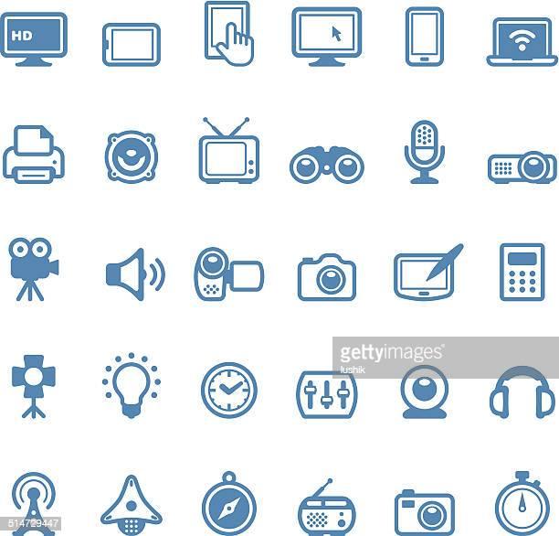 Device icons / Linico series