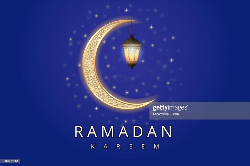 Devices Ramadan Kareem Arab lamps