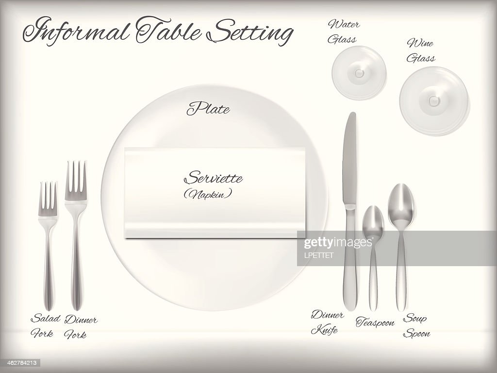sc 1 th 194 : informal table setting - Pezcame.Com