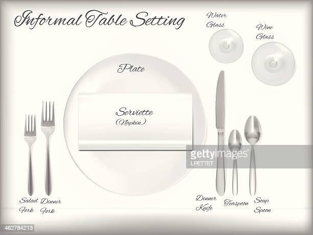 diagramm von einem informellen tafel-vektor - social grace stock-grafiken, -clipart, -cartoons und -symbole
