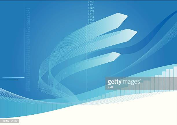 diagram_background - financial figures stock illustrations