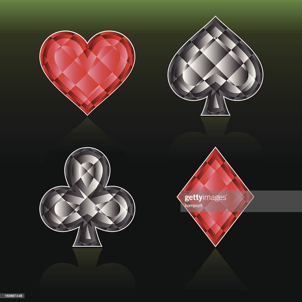 card stock cliparts vectors diamond suit and photo vector free royalty poker
