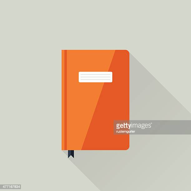 diary - book stock illustrations
