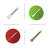 Didgeridoo icon