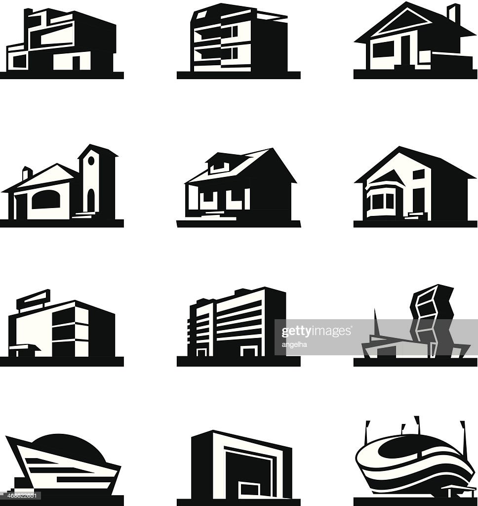 Different images of construction