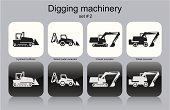 Digging machinery