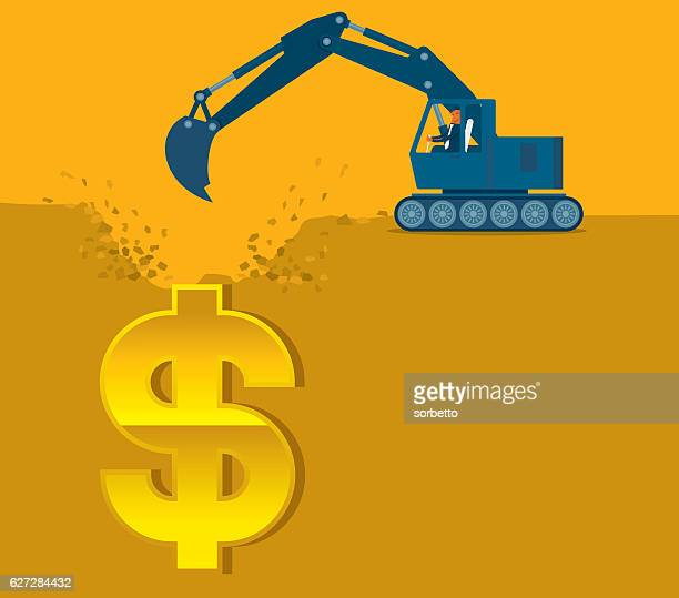 Digging Money