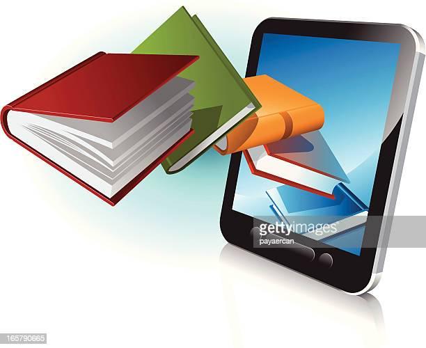 Digitale Buch-Lesegerät