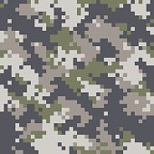 Free download of Digital Camouflage Generator vector graphics and