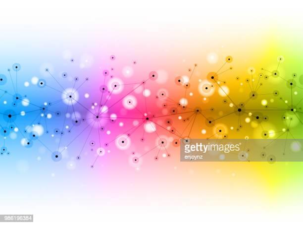 デジタル データ ネットワーク - 同性愛者点のイラスト素材/クリップアート素材/マンガ素材/アイコン素材