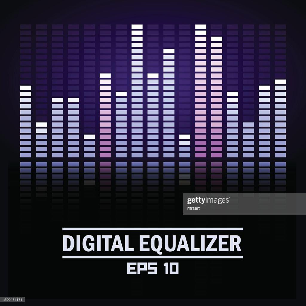 Digital equalizer.