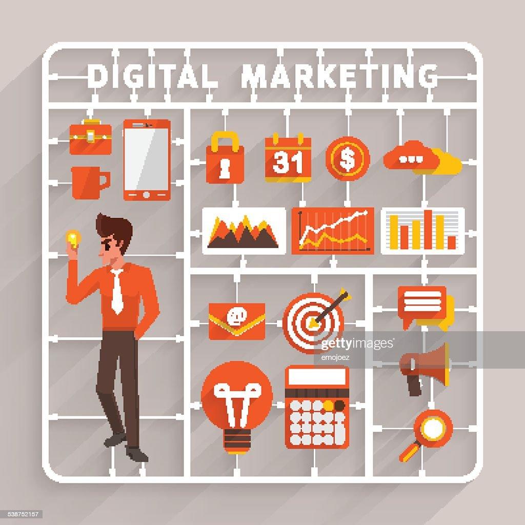 Digital Marketing Tools Kits