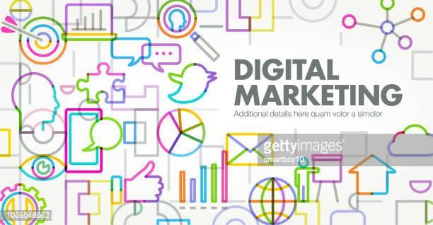 884 social media marketing high res illustrations getty images 884 social media marketing high res illustrations getty images