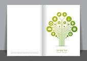 Digitally Green Cover design