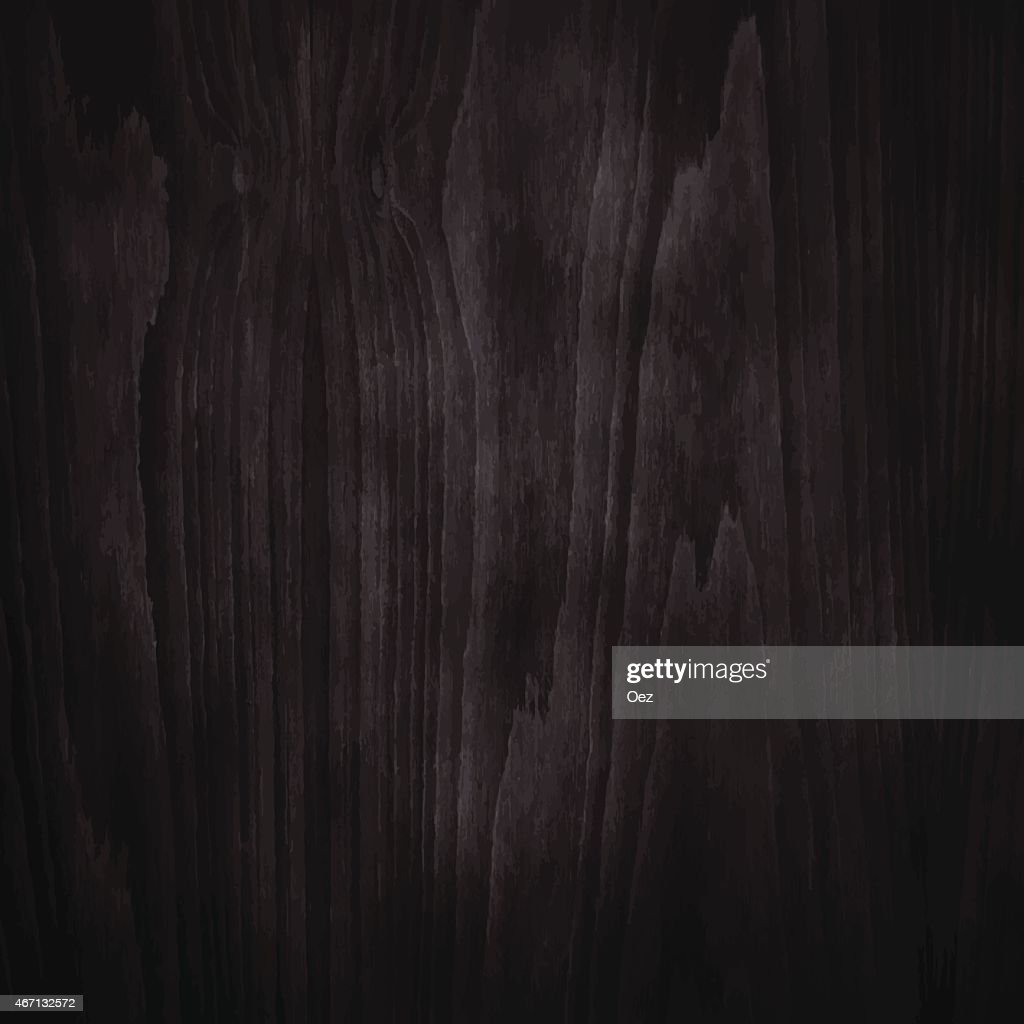 Dimly lit dark wood texture background