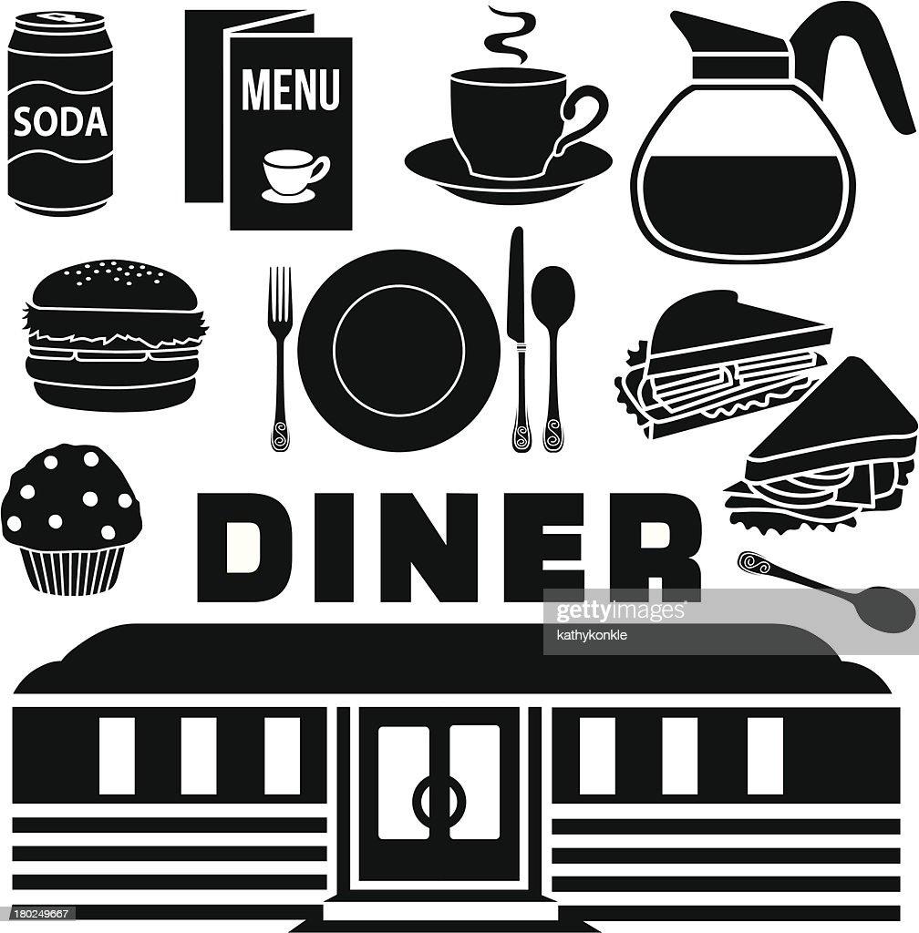 diner design elements