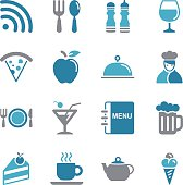 Dining Icons - Color
