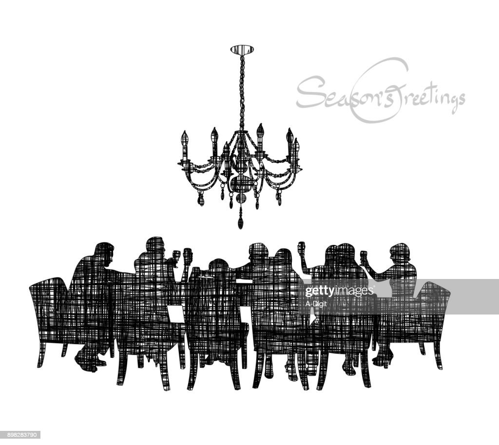 Dining Table Crosshatch Texture : stock illustration