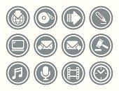 Dino Icon Set