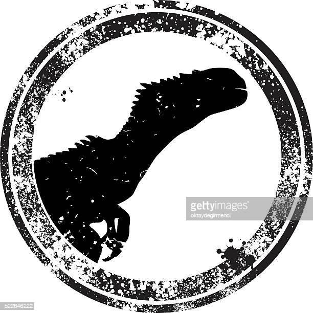 dinosaurier-outfits - t rex stock-grafiken, -clipart, -cartoons und -symbole