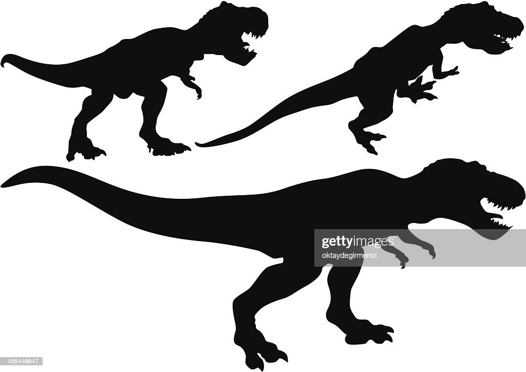 Tyrannosaurus Rex Stock Illustrations And Cartoons