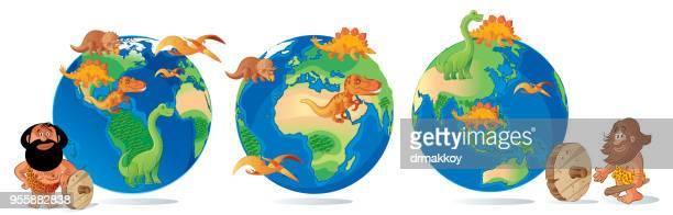 Dinosaurier der Welt