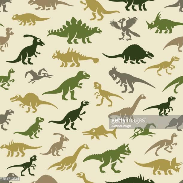 Dinosaurs Pattern