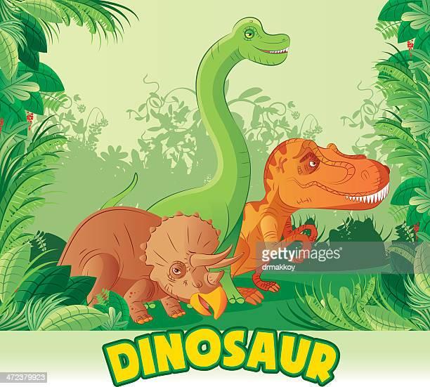 dinosaurs - velociraptor stock illustrations